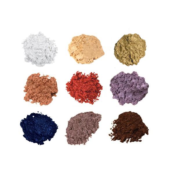 Bella Terra Cosmetics: Shimmer 9-Stack